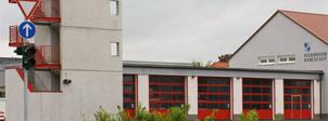 Feuerwehrturm in Karlstadt