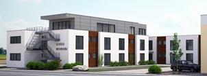 Neubau eines Schülerwohnheimes in Karlstadt