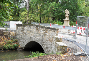 Sanierung der Bogenbrücken Gänheim