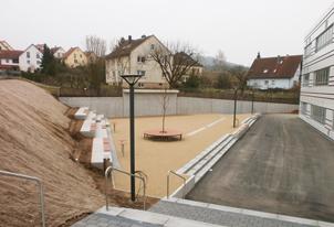 Generalsanierung desGymnasiums Karlstadt