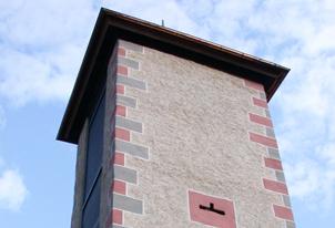 Sanierung Turm am Nürnberger Hof in Karlstadt (unter Denkmalschutz)