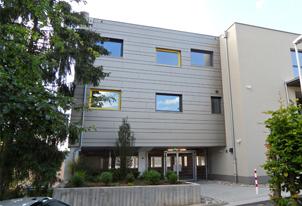 Neubau Turnhalle für die Realschule in Gemünden