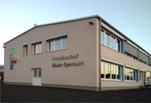Umbau und Sanierung Kreisbauhof in Karlstadt